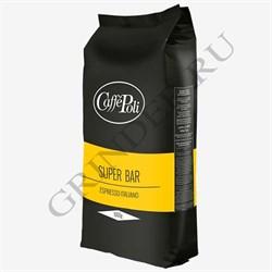 Кофе Поли Super Bar в зёрнах 1 кг - фото 4302
