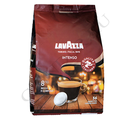 Lavazza Intenso чалды Senseo 36 порций