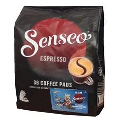 Чалды Senseo Espresso, 36 порций - фото 4361
