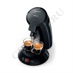 Кофемашина Senseo Philips HD 6554, чёрная - фото 4363