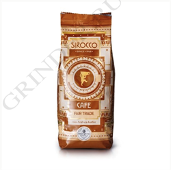 Кофе в зёрнах Sirocco Fair Trade, Bio Arabica, 1 кг - фото 4406