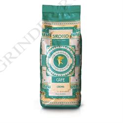 Кофе в зёрнах Sirocco Crema, 500 г - фото 4410
