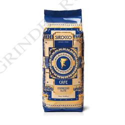 Кофе в зёрнах Sirocco Espresso Elite, 500 г., пакет с клапаном - фото 4411