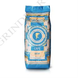 Кофе в зёрнах Sirocco Decaf (без кофеина), 250 г - фото 4413