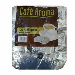 Cafe Aroma Dark Roast чалды Senseo 100 порций - фото 4428