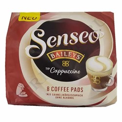 Чалды Senseo Cappuccino Baileys 8 порций - фото 4445