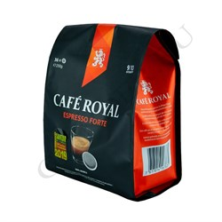 Cafe Royal Espresso Forte, чалды для Senseo, 36 порций - фото 4453