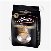Чалды для Senseo Darboven Alberto Caffe Crema 36 порций
