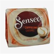 Чалды Senseo Cappuccino Caramel карамель 8 порций