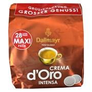 Dallmayr Crema d'Oro Intensa 28 чалд к Senseo
